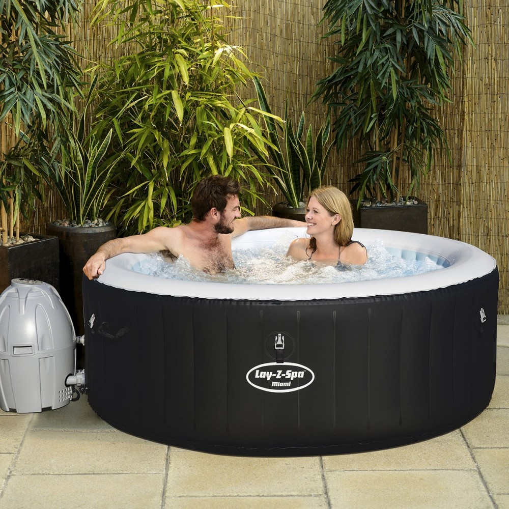 Lay Z Spa Miami Bw54123 Bestway Support Uk